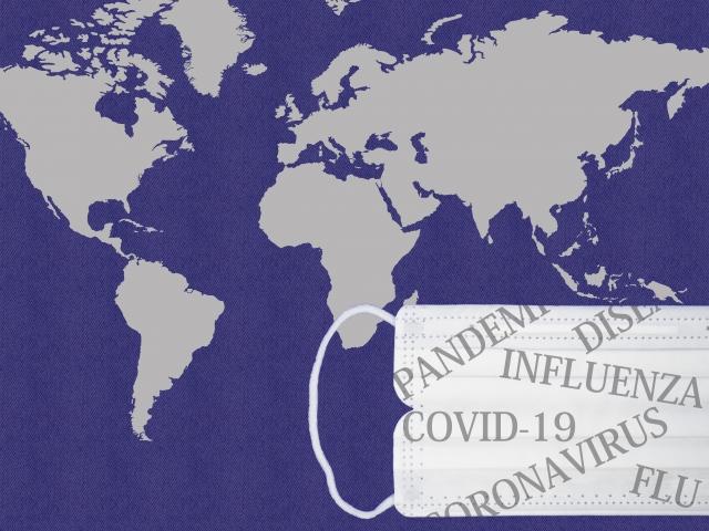 COVID-19,新型コロナウイルス感染,パンデミック