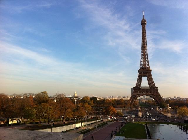 フランス,パリ,エッフェル塔